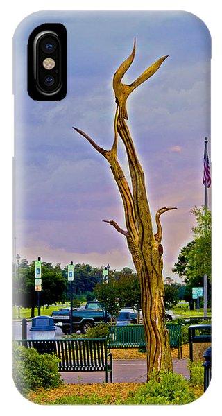 Alabama Rest Area IPhone Case