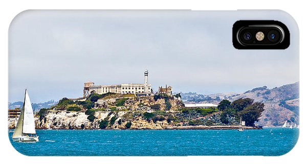 Alcatraz - San Francisco IPhone Case