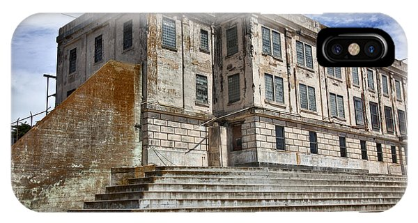 Alcatraz Cellhouse  IPhone Case