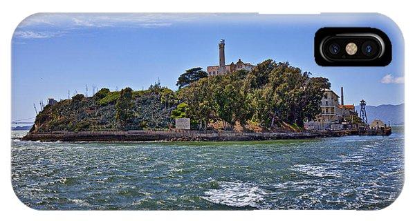 Alcatraz Island San Francisco IPhone Case