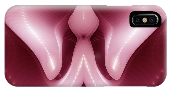 Alien Seed Abstract IPhone Case