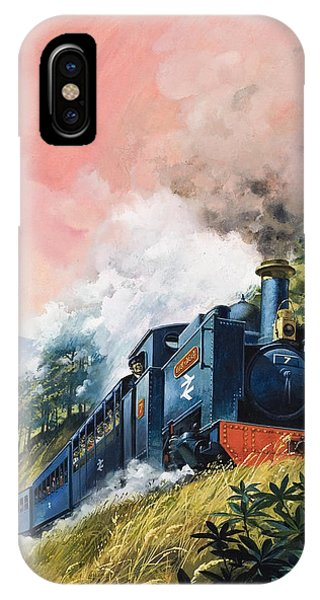All Aboard For Devil's Bridge IPhone Case