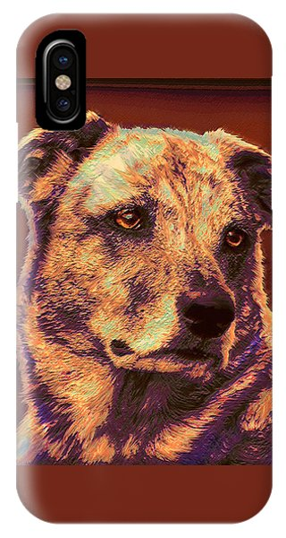 All American Mutt 2 IPhone Case