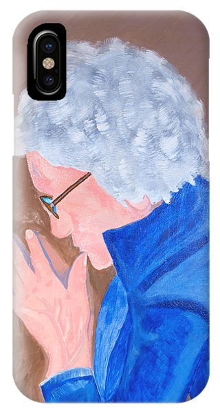 All In The Mind IPhone Case