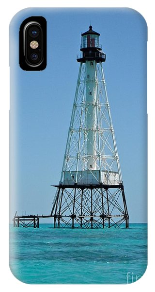 Alligator Lighthouse IPhone Case