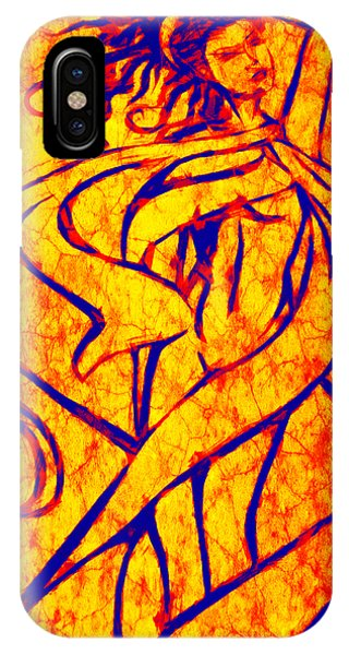 She iPhone Case - Always A Woman 3 by Angelina Tamez