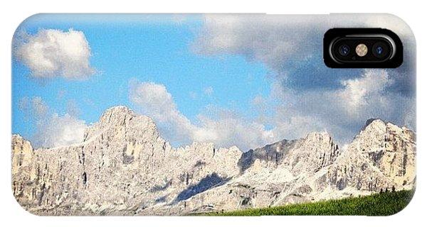 Beautiful Landscape iPhone Case - Always Dolomites by Luisa Azzolini