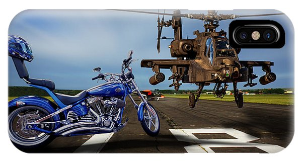 American Choppers 2 IPhone Case