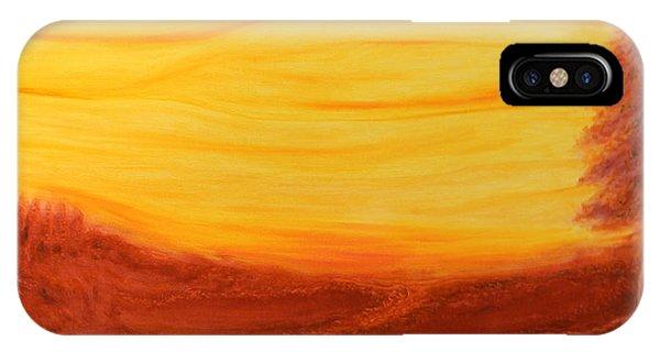 Amoreena's Tree IPhone Case