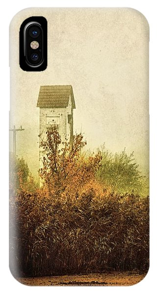 Ancient Transformer Tower IPhone Case