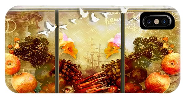 And The Birds Are Leaving  IPhone Case