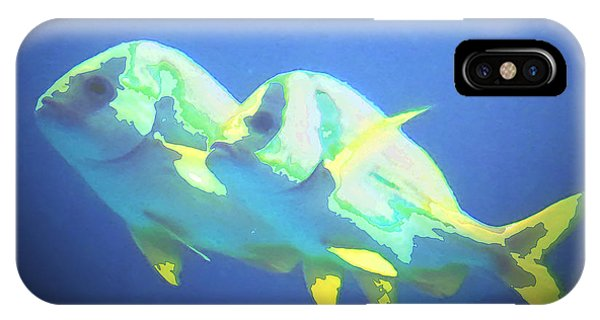 And They Call It Fishy Love IPhone Case