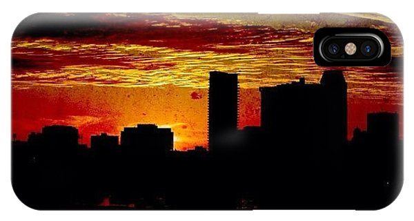 Architecture iPhone Case - And Yet Another Day Closes by Matthew Blum