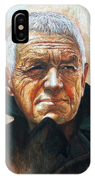 Andrew Newell Wyeth IPhone Case