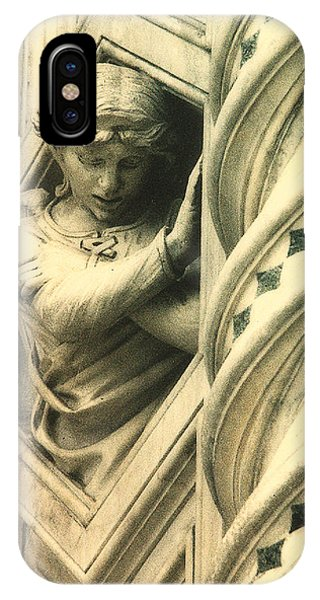 Angel Of The Basilica IPhone Case