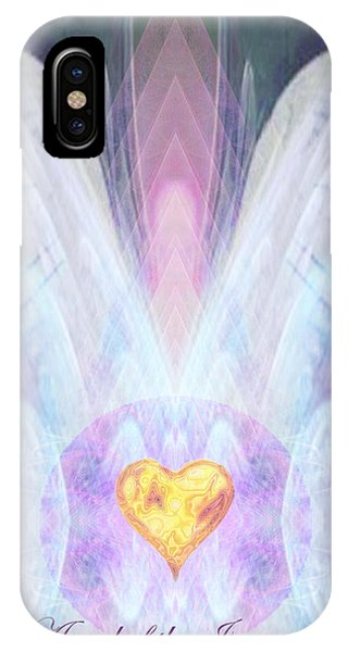 Angel Of The Innocent IPhone Case