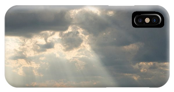 Angel Slides IPhone Case