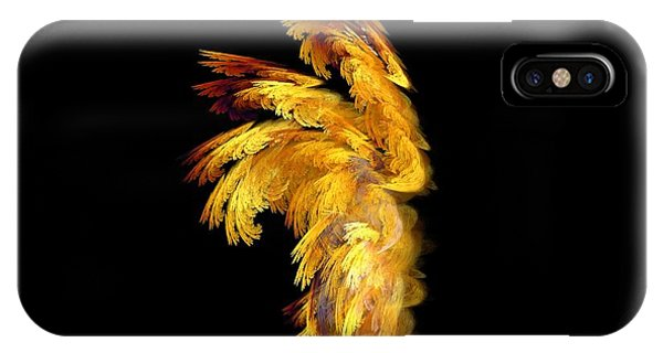 Angel Wings 1 IPhone Case