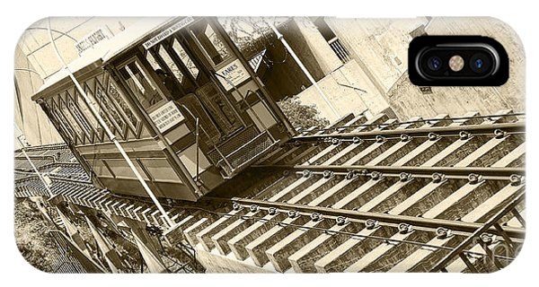 Angels Flight IPhone Case