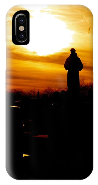 Angel's In The Sky IPhone Case