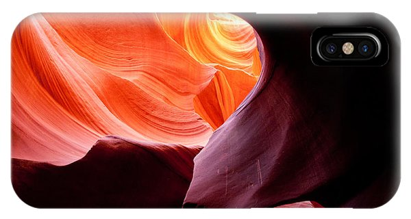 Antelope Canyon Portal IPhone Case