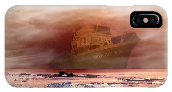 Anthony Boy's Magical Voyage IPhone Case
