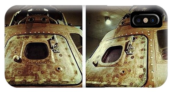 Professional iPhone Case - Apollo 15 Command Module (4th Mission by Natasha Marco