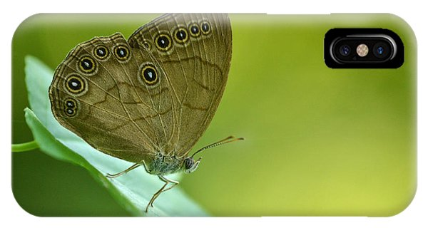 Appalachian Brown IPhone Case