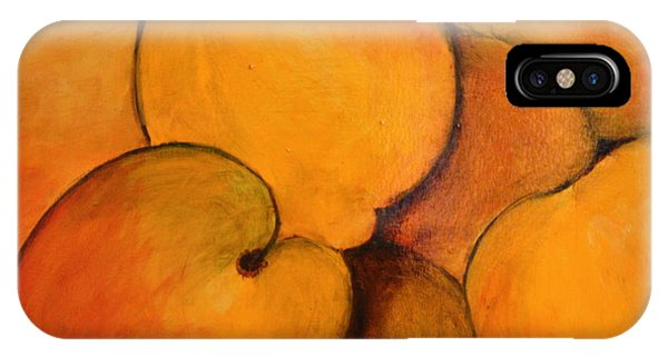 Apricots IPhone Case
