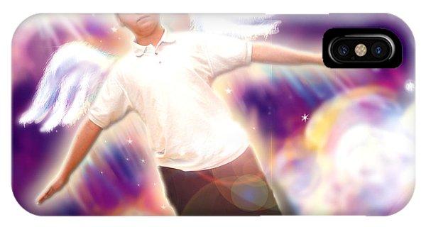 Archer. Angelic 5 IPhone Case