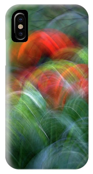 Arches Of Flowers IPhone Case