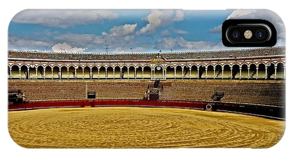 Arena De Toros - Sevilla IPhone Case