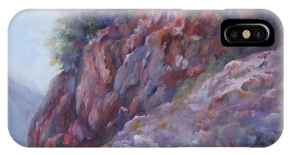 Arizona Cliff IPhone Case