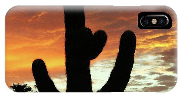 Arizona Sunrise 01 IPhone Case
