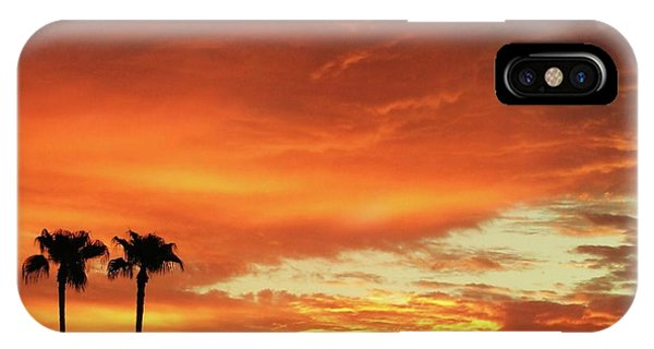 Arizona Sunrise 02 IPhone Case