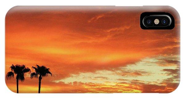 Arizona Sunrise 02 IPhone Case