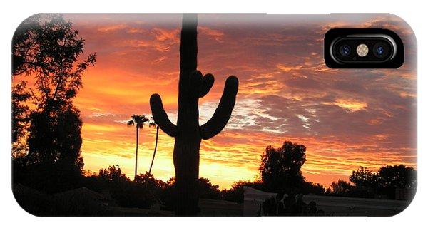 Arizona Sunrise 03 IPhone Case
