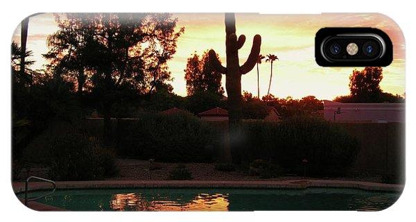 Arizona Sunrise 04 IPhone Case