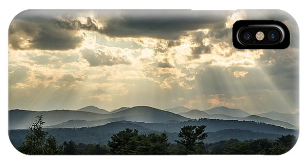 Asheville Nc IPhone Case