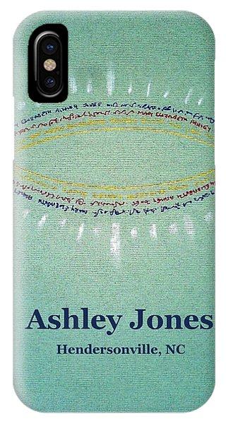 Ashley Jones IPhone Case