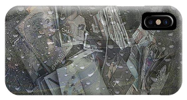 Asphalt Series - 5 IPhone Case