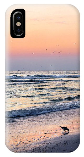 At Sunset IPhone Case