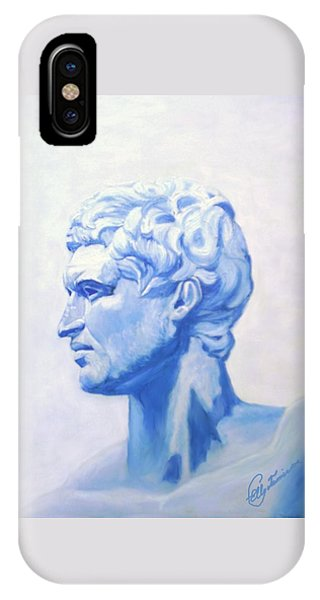 Athenian King IPhone Case