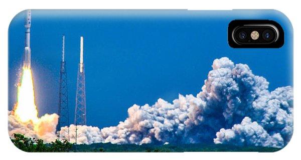 Atlas Launch IPhone Case