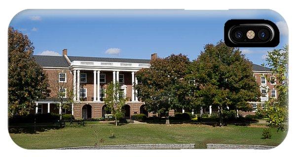 Austin Peay State University IPhone Case