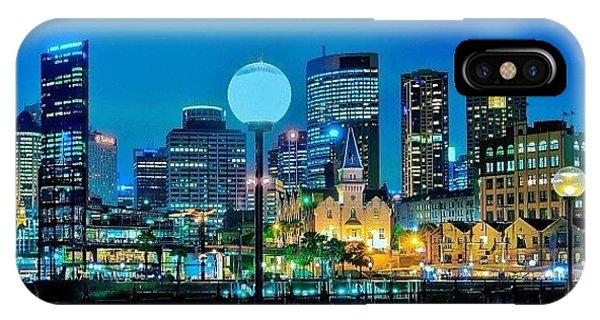 Instago iPhone Case - #australiagram #au_nz_hotshots by Tommy Tjahjono