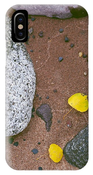 Autumn Beach IPhone Case