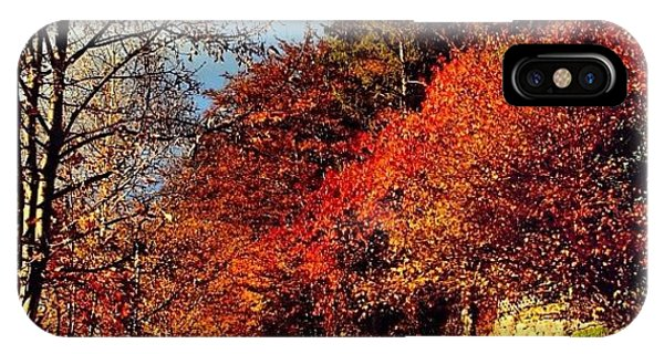 Beautiful Landscape iPhone Case - Autumn by Luisa Azzolini