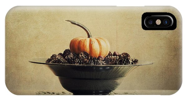 Vegetables iPhone Case - Autumn by Priska Wettstein