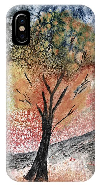Autumn Tree No. 1 IPhone Case